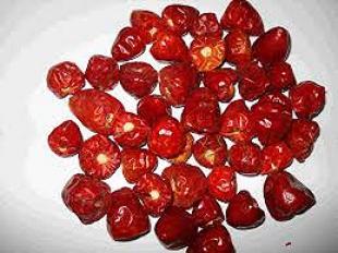 Red Chily Round