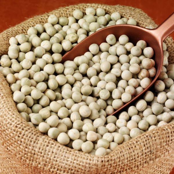 green peas 1