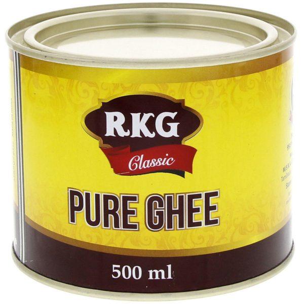 rkg ghee 500ml images
