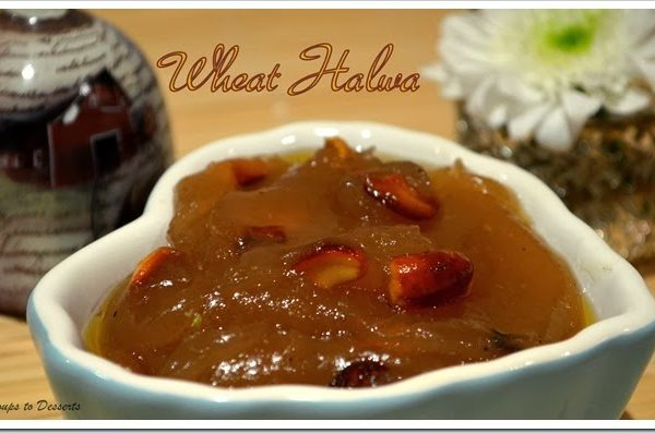 wheat halwa – 250gm