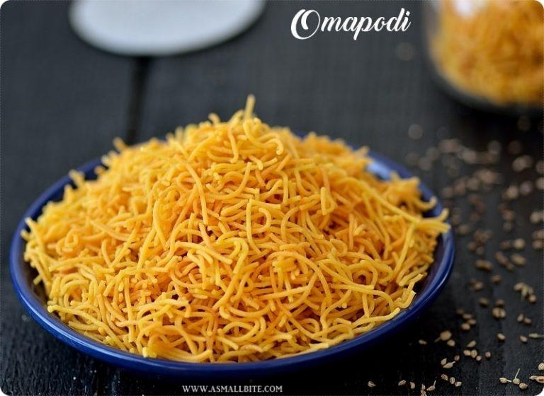 Omapodi-Recipe
